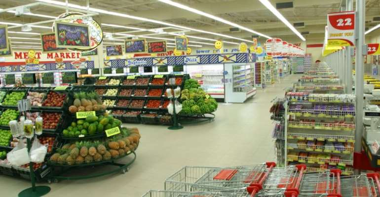 Supermarkets in Ghana sell only 26% local goods – Report reveals