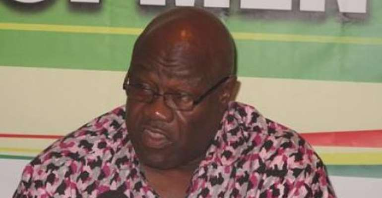 Nothing wrong with Nana Addo's 110 ministers – Fritz Baffour