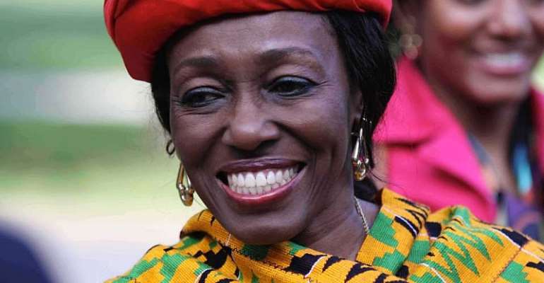 Nana Konadu Agyeman Rawlings Is Not The Problem