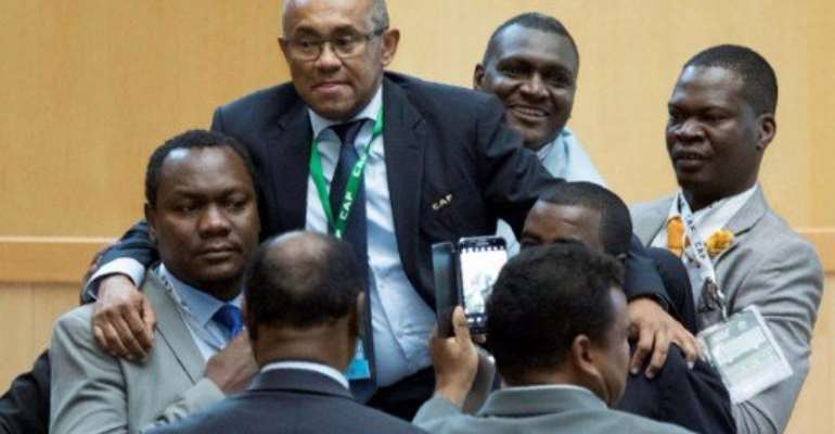 EXCLUSIVE: Behind the scenes at CAF, why Ahmad beat Hayatou