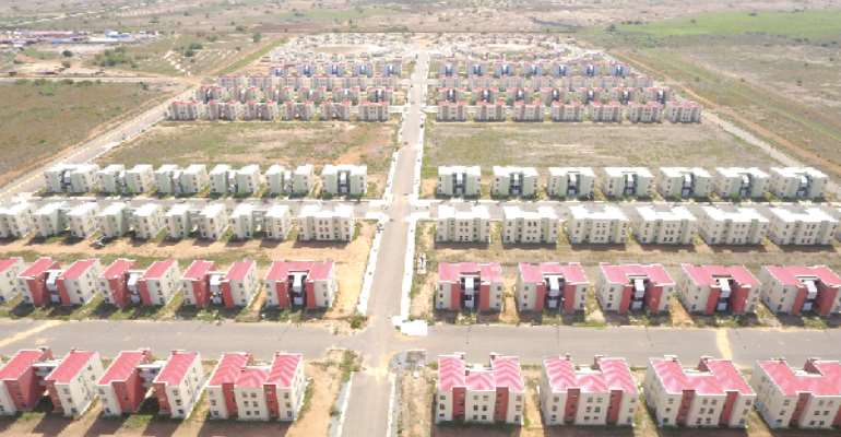 The Sorry State Of Ghana's Affordable Housing Project