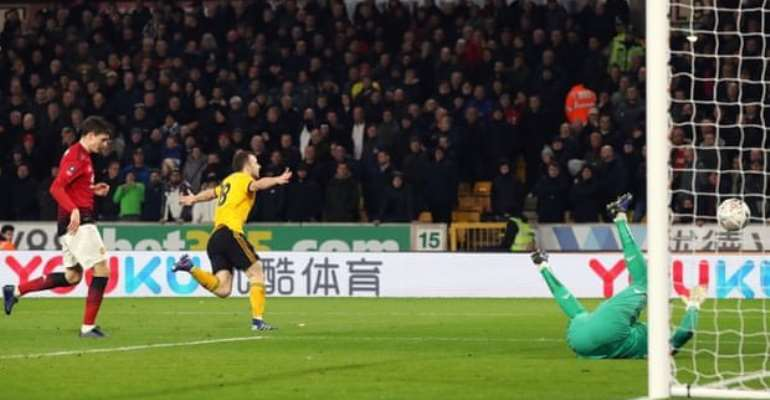 Wolves Stun Man United In FA Cup Quarterfinals
