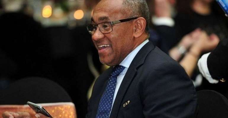 CAF President Ahmad Ahmad: Two Years At The Helm