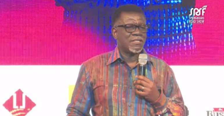 Dr Otabil wants Ghana and Africa to do more with technology