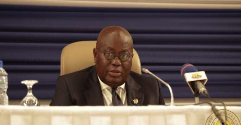 Nana Addo Assents To Civil Aviation Amendment Bill