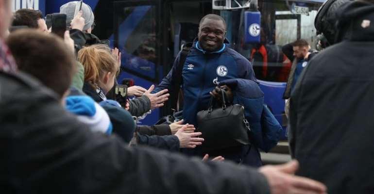 Gerald Asamaoh Named As Schalke 04 New Manager
