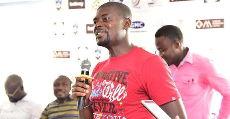 Suspension Of Ghana Premier League Has Destroyed Our Plans - Medeama Coach Samuel Boadu
