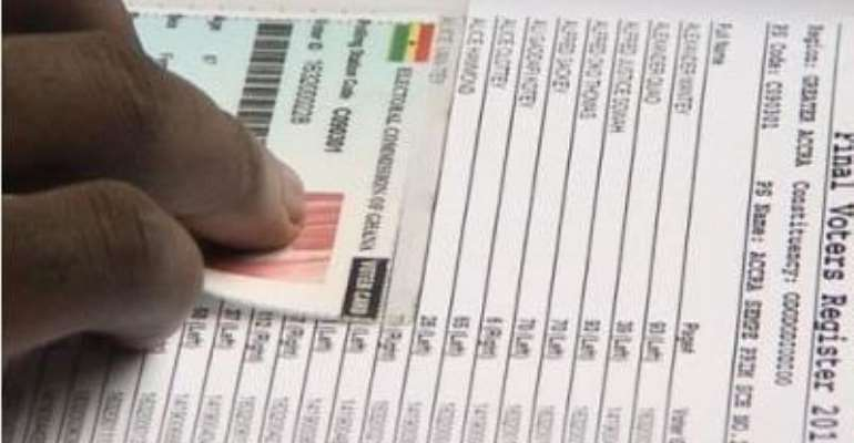Coronavirus:Suspend Compilation Of New Voter Register — CEGA To EC