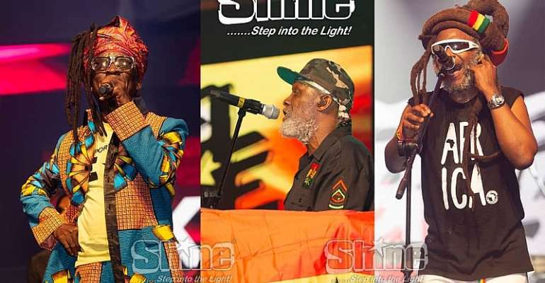 Steel Pulse and Kojo Antwi Thrill Audience at Independence Weekend Concert in Accra
