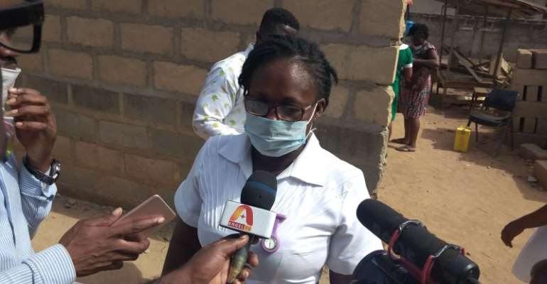 Confirmed: Weija-Gbawe Hospital Quarantines One Suspected Victim Of COVID-19