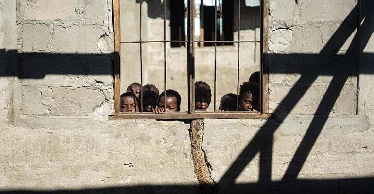 © AFP - ZINYANGE AUNTONY