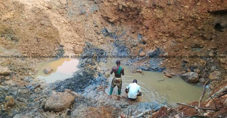 Obrempong writes: How laxity and greed worsened galamsey