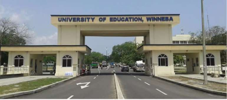 Students of the UEW have been asked to go home