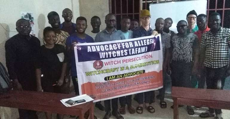 Students Discuss Witchcraft In Nsukka