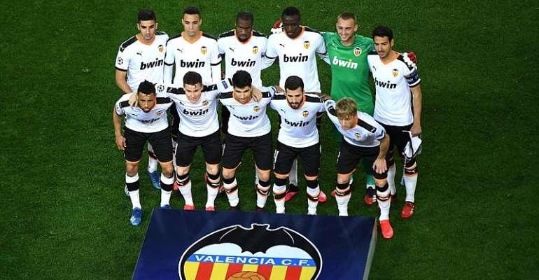 Valencia Say 35% Of Squad, Staff Tested Positive For coronavirus