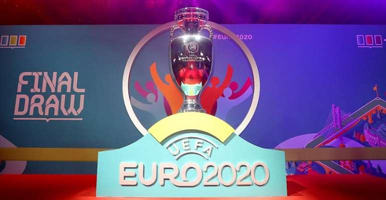 Euro 2020 Postponed Until Next Summer