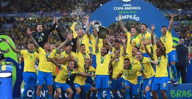 Copa America Postponed To 2021