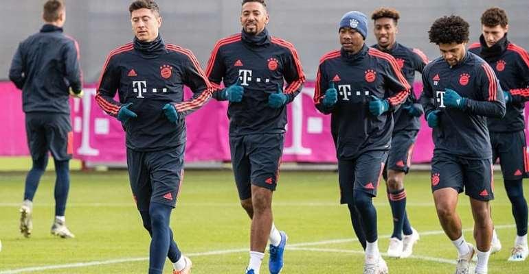 Bayern And Dortmund Cancel Training In Germany