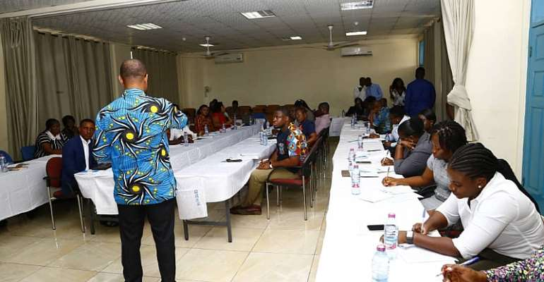 RTI Officers From MDAs Undergo Training