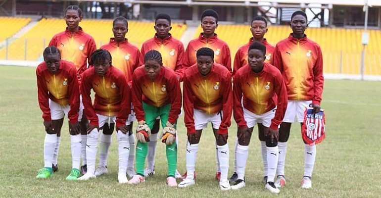 Black Maidens To Play Nigeria In FIFA U-17 WWC Qualifier Final Round