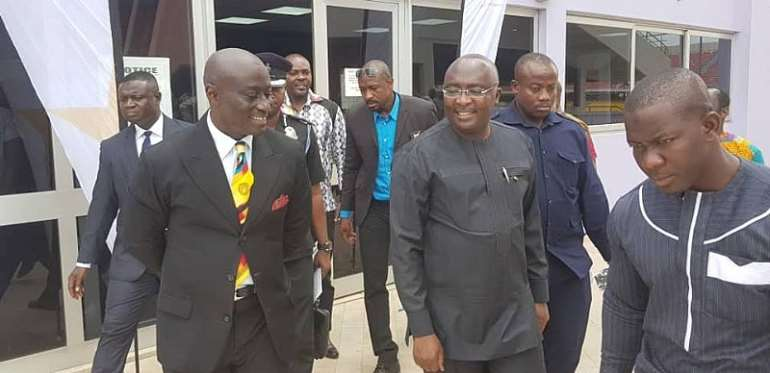 Bawumia Inspires Athletes To Focus On Winning