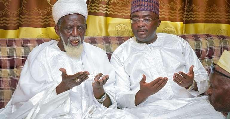 Message From Binduri To The Chief Cedi-Lante Bawumia