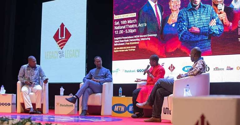 Stick To Your Values─MTN CEO To Youth