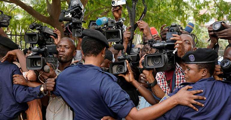 Parliament Should Consider Journalist Protection Act