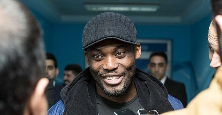 Michael Essien Reveals Why He Signed For Sabail FK