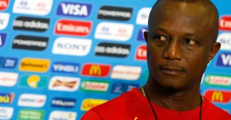 Ghana FA Reacts To Kwesi Appiah's Five Months Unpaid Salay