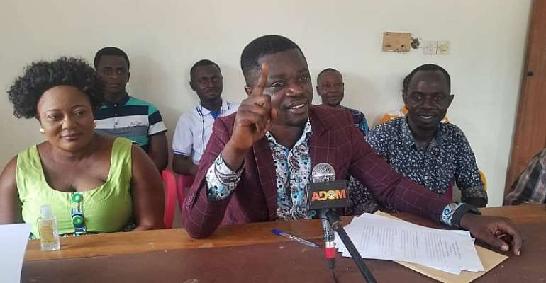 Call Your Boy To Order And Take Your Hands Off KT Hammond — Angry NPP Adansi Asokwa Youth Tells Chairman Wontumi