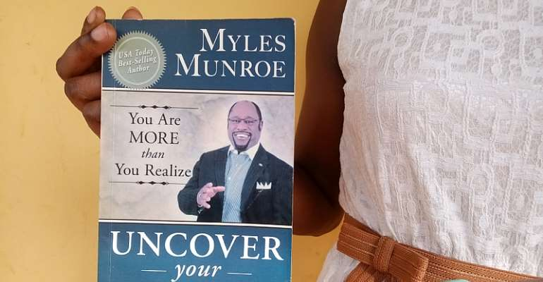 Book Review: Uncover Your Potential