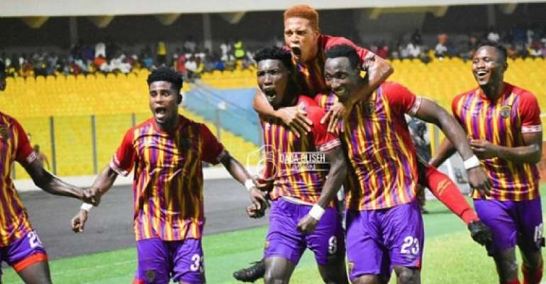 Hearts of Oak To Suffer Points Deduction For Fielding Unqualified Player