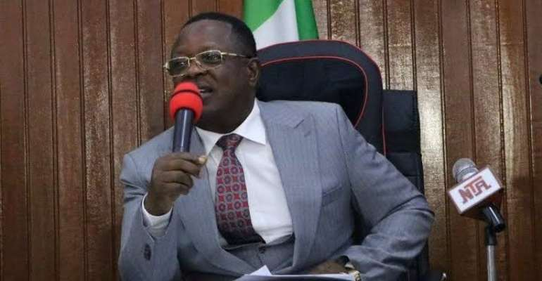 Chair of the SE Governors Forum, Engineer Umahi of Ebonyi State