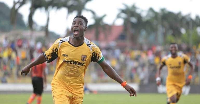 Shafiu Mumuni's Transfer To CFR Club On Hold Due To Covid-19 Pandemic
