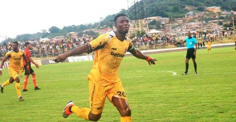 I Am Ready To Play For Asante Kotoko, Says Ashgold Captain Shafiu Mumuni