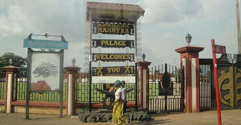 Coronavirus: Manhyia Palace Suspends Traditional Activities