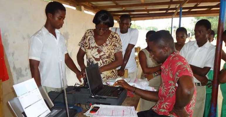 New Voter Register Compilation Won't Be Cancelled – EC