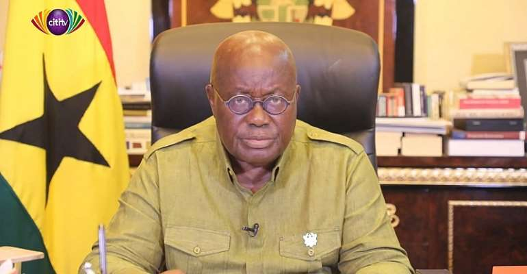 Coronavirus: Akufo-Addo Is Clean