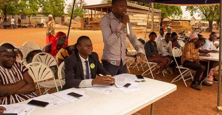 Sagnerigu Youth Parliament Engages Zagyuri Residents On Sanitation