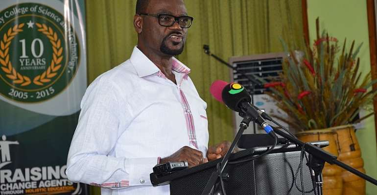 Dr Kofi Amoah Slams Ghanasoccernet For False Publication