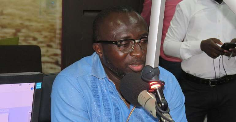 Augustine Ahinful Wants Normalization Committee Mandate Extended