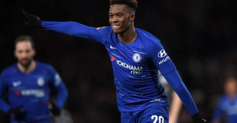 Hudson-Odoi 'Shocked' To Receive First England Call-Up