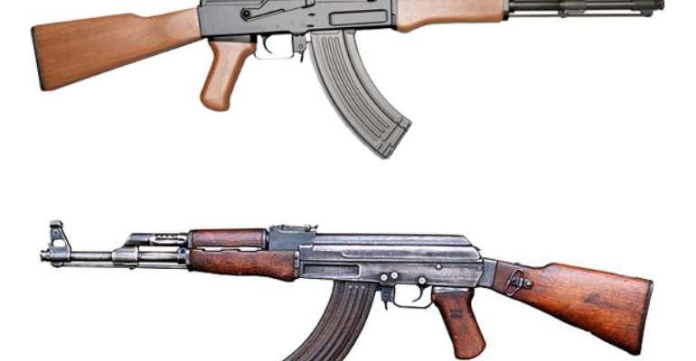 Chereponi Clashes: 2 Dead; 6 Guns Retrieved