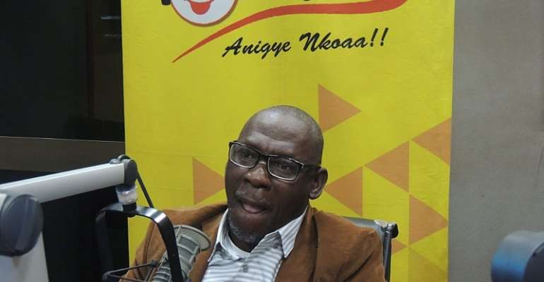 New Black Stars Management Committee Not Fit For Purpose - Kojo Yankah