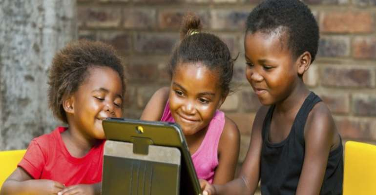 The Digital Orphans Of Africa