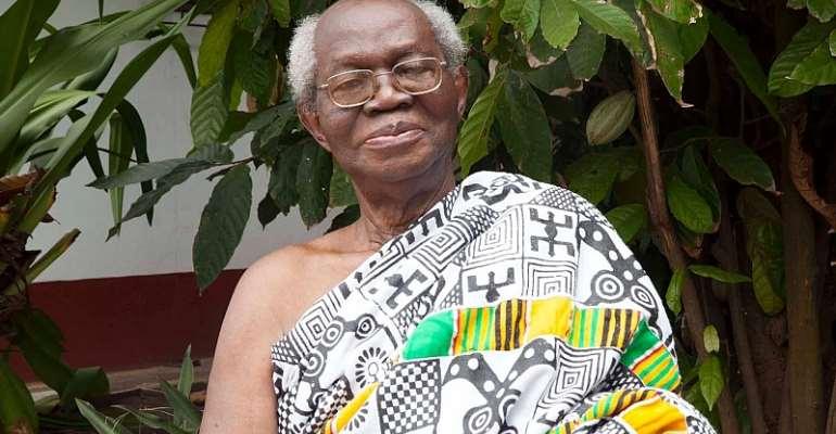 Obituary: Emeritus Professor J H Kwabena Nketia