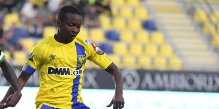 Ghanaian Youngster Samuel Asamoah Rated The Fifth Best Passer In The Belgian Top-Flight League