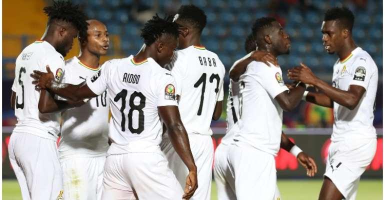 Ghana Moves Up To New FIFA Ranking