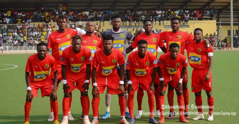 Asante Kotoko To Be Relegated Over $180,000 Debt